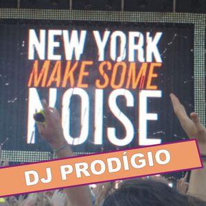 DJ Prodígio - Radio show 100% CLUB - New York Make Some noise