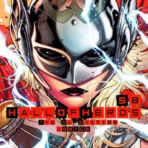 Hall Of Heros #58 - Tig Ol Bitties