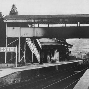 something a little bit different - Winchcombe Station 1950s memories & DJ Said Mrad -Sun 28 May 2017