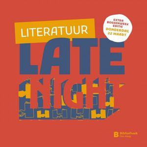 Jan Siebelink - Literatuur Late Night (Boekenweek editie)