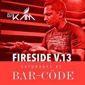 Fireside v13 - Barcode Saturdays - 2014