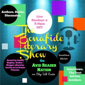 The Bonafide Literary Show S3 Ep10: Author Reads