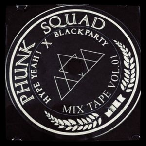 """Hype Yeah x Black Party"" Grand Launch release mixtape"
