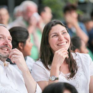 """Macha: """"Cristina es la política, la emoción y el amor"""""""