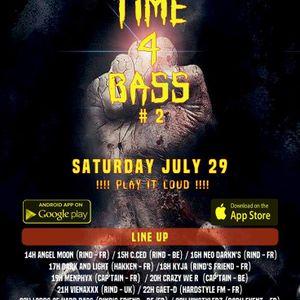 Warm - up LIVE Time 4 bass#2 by Dj VienaxXx