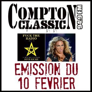 Compton Classic - Emission du 10 Février 2013