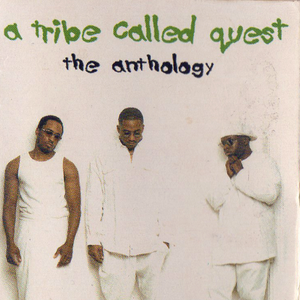 """A Tribe Called Quest """"The Anthology"""" (Promo Tape) 1999"""