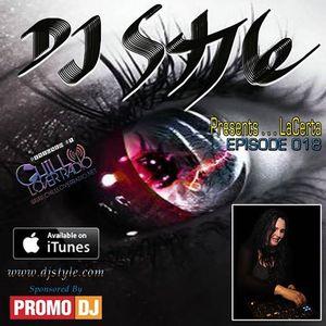 DJ Style Presents LaCerta - Chilloverradio Chicago USA 2014