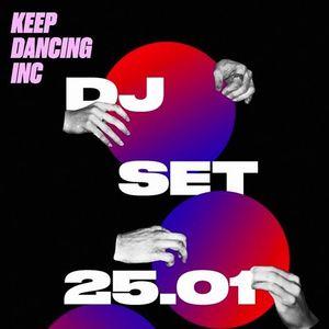 Keep Dancing Inc - 25/01/2017