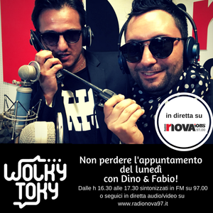WolkyToky puntata del 24 ottobre 2016