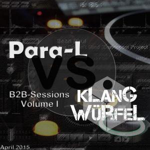 Para-L vs. KlangWürfel - B2B-Sessions - Volume I