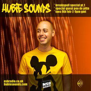 Hubie Sounds 007 - 9th Feb 2010
