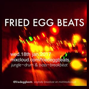 FriedEggBeats mixhitradio.co.uk Show 08