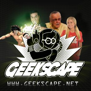 Geekscape 286: Rabid Love with Paul J. Porter and Hayley Derryberry!