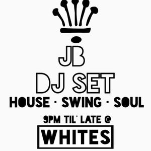 Friday night in the mix with JB at Whites Bar