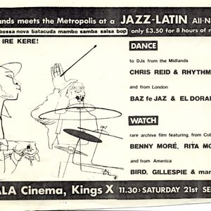 Jazz all dayer part 2 -music i played in the bali hai jazz rooms, birmingham locarno