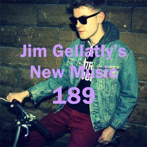 Jim Gellatly's New Music episode 189