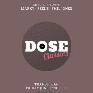Phil Jones - Dose Classics, 22 June 2012