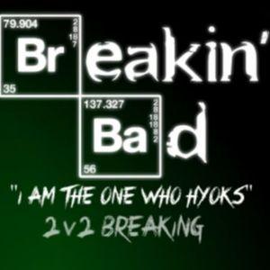 Breakin' Bad Breakdance Mixtape.