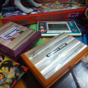 ARG TEST CAST #T04 Remembering games