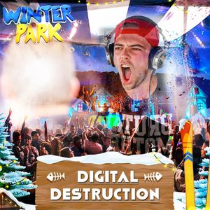 Digital Destruction - ST8MENT Winter Park Festival (DJ Contest)