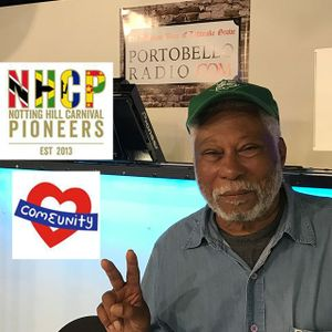 Greg Weir chats with Leslie Palmer about the Carnival Pioneers Event 13 Aug 2017
