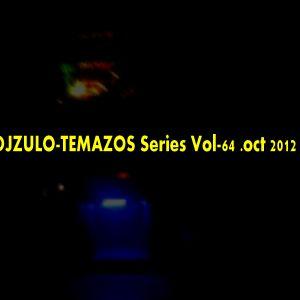 DJZULO-TEMAZOS Series Vol-64 .oct 2012