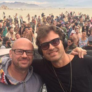 Dave Seaman at White Ocean, Burning Man Festival, August 31st 2016