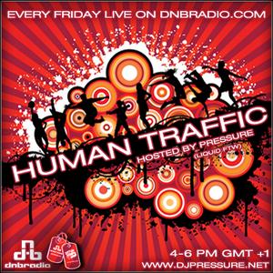 Pressure - Human Traffic Vol.118