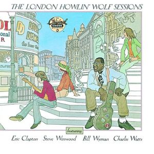 The Howlin' Wolf London Session (1971)