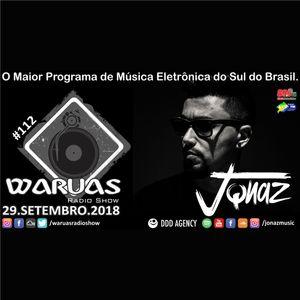 Waruas Radio Show #112 - Guestmix by JONAZ