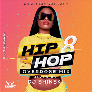 Hip Hop Overdose Mix Vol 8 [Megan Thee Stalion, Dababy, Drake, Roddy Rich, Pop Smoke, Lil Baby]