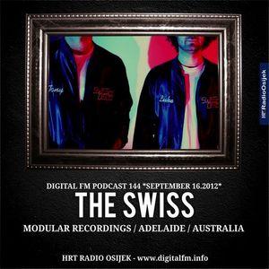 The Swiss DFM Night Sessions 144