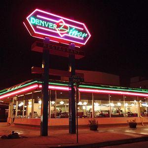 Denver Diner Mass Confusion - 2000