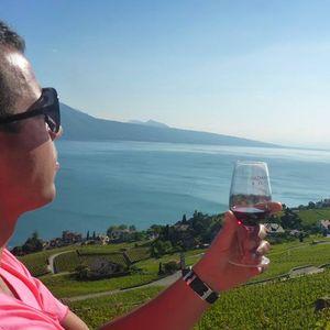 Farkos Csapo Gyurka goes to Montreux