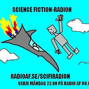Science fictionradion #6 - Science fictionlitteratur