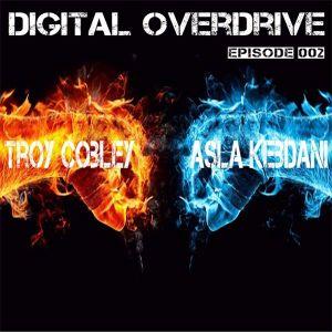 Troy Cobley - Digital Overdrive EP002