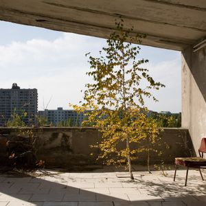 Sonic Postcard #8 : Tea Time in Pripyat