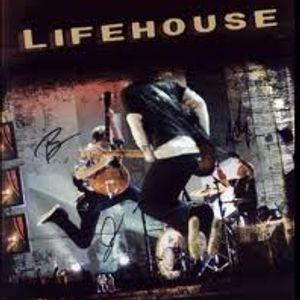 STORM... BEST OF LIFEHOUSE