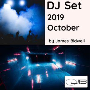 DJ Set 2019 October by James Bidwell