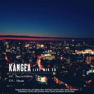 Kangea - Live Mix CD - House