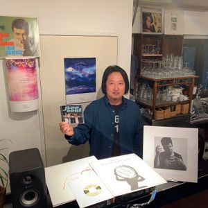 "dublab.jp ""suburbia radio"" @ Cafe Apres-midi(19.10.16)"