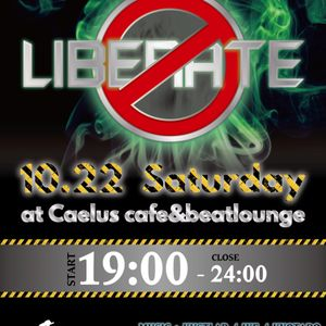 """LIBERATE WEEKLY MIX vol.88""""September Brand-new R&B""""mixed by DJ IKE"""