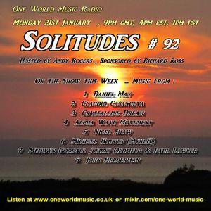 Solitudes 92