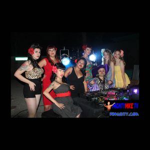 DJ MIGHTY - PIN-UP LAS VEGAS PARADISE - PARTY mIX