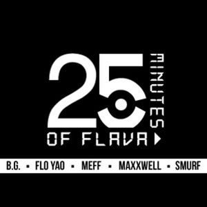 DJ Maxxwell - 25 Minutes Of Flava No. 027 - Old School Edition
