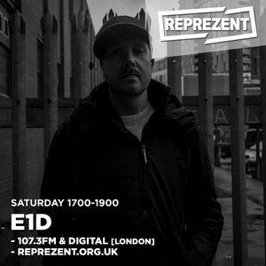 E1D on Reprezent - 28th January 2017