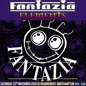FANTAZIA ELEMENTS PROMO BY DJ A1 mp3 by Paul A-one Packham