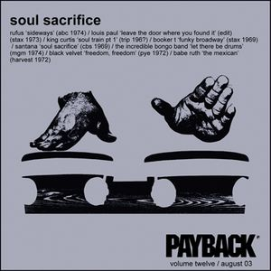 PAYBACK Vol 12 August 2003