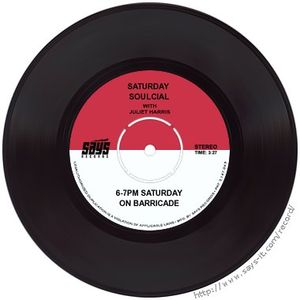 Juliet Harris Saturday Soulcial The C Show 26 March 2016 Barricade Radio